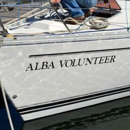 Alba Volunteer