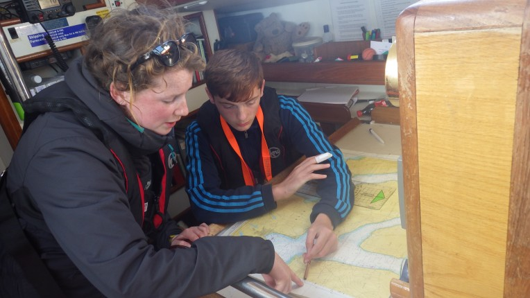 Learning about charts and navigation