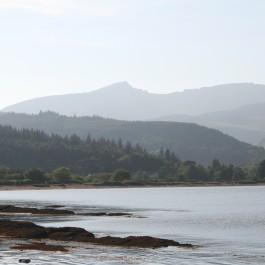 Arran Scenic shore