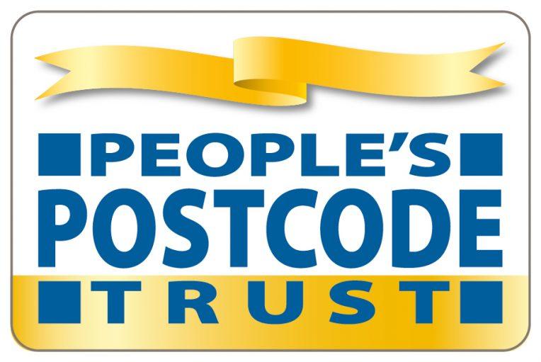 People's Postcode Trust logo as of Jan 2014