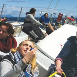 Young People Onboard